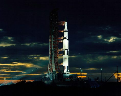 Saturn V, el coet espacial més gran