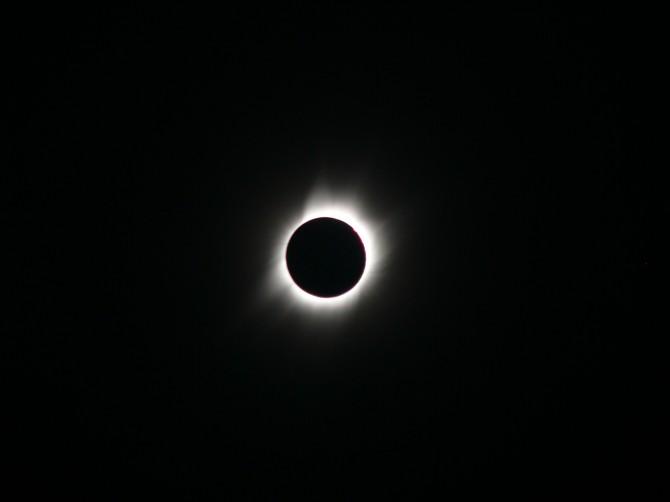 Per què hi ha eclipsi solar?