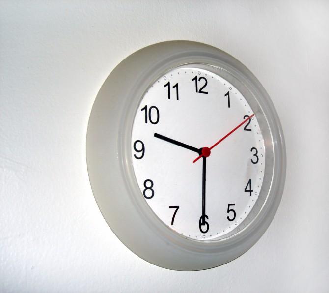 Perquè el temps està dividit en hores?