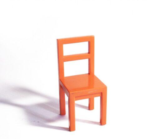 Qui va inventar la cadira?