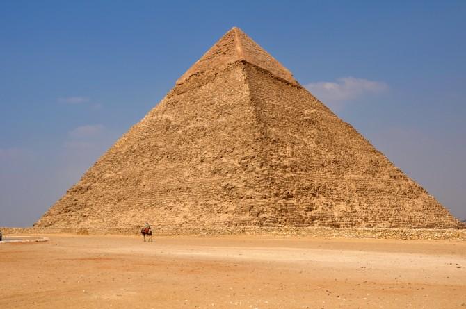 Els egipcis coneixien la distància entre la Terra i el Sol