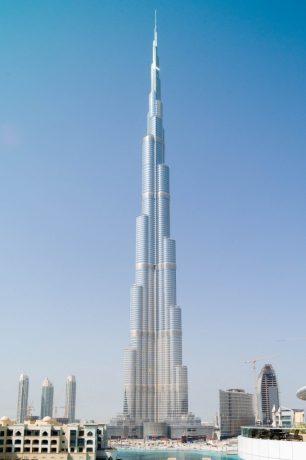 L'edifici més alt del món