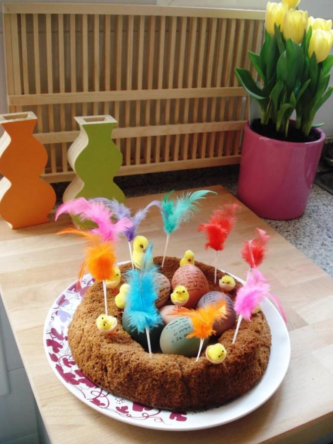 La tradició de la Mona de Pasqua