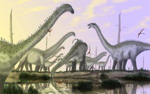 Per què no podem ser tan alts com els dinosaures?