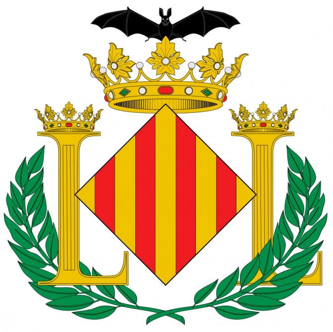 Per què hi ha un ratpenat dibuixat a l'escut de València ?