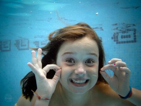 Per què no podem respirar sota l'aigua?