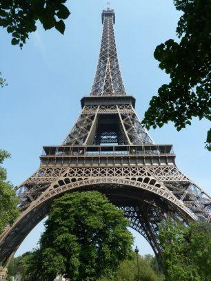 La Torre Eiffel a Barcelona