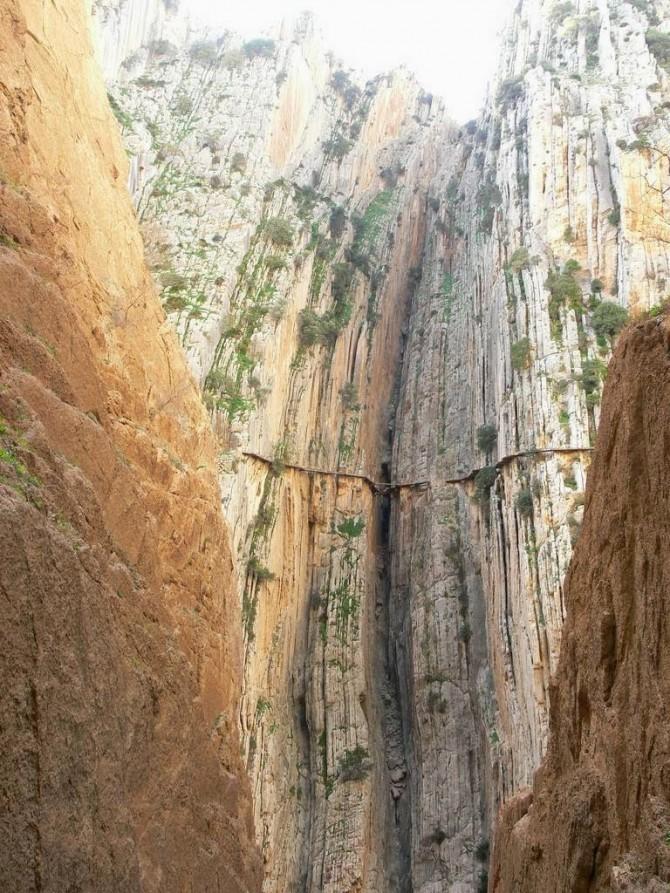 El camí més perillós del món