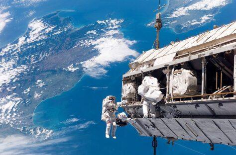 Curiositats de l'Estació Espacial Internacional