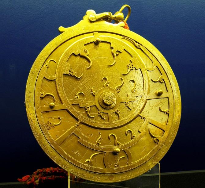 Què és un astrolabi?