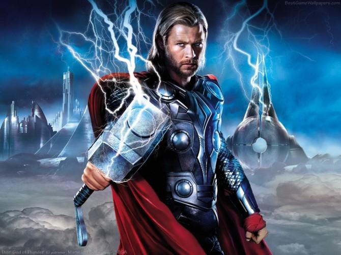 Quant pesa el martell de Thor?