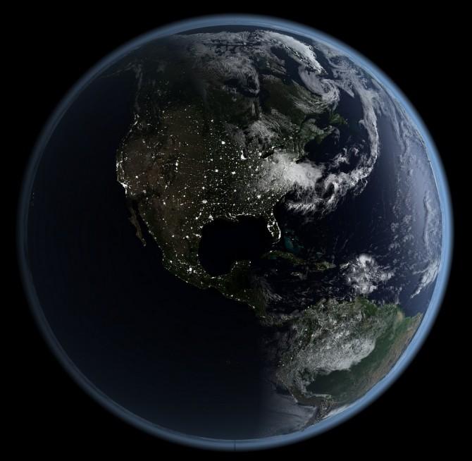 Què passaria si la Terra deixés de girar de cop?