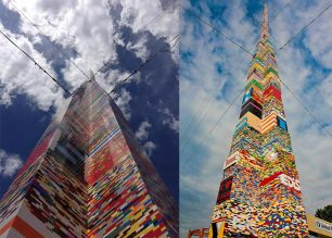 Quina alçada màxima pot tenir una torre de LEGO?