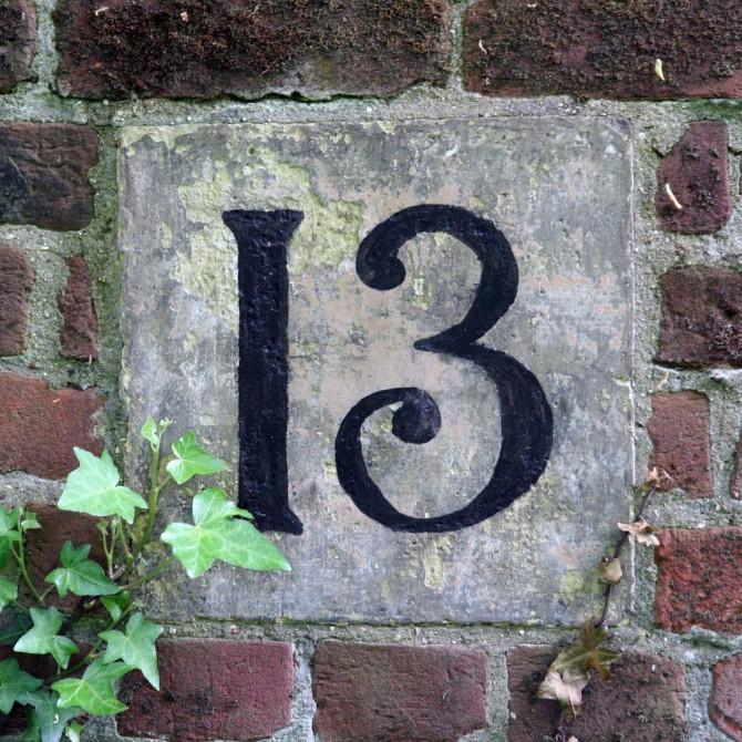 Per què el número 13 porta mala sort?