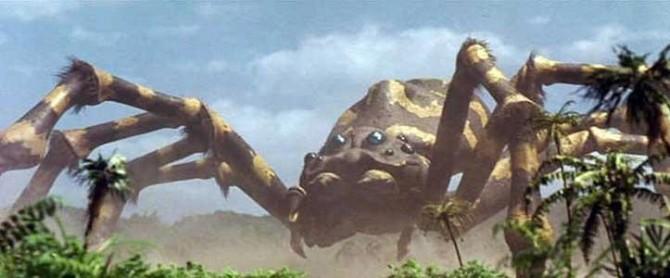 Per què els insectes no creixen fins mides monstruoses ?