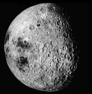 Per què no veiem mai una cara de la lluna?