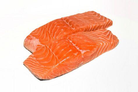 De quin color és el salmó?