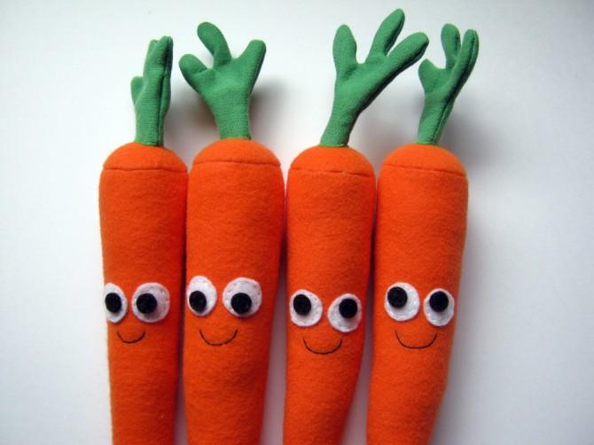 Les pastanagues són bones per a la vista?