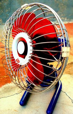 Serveix un ventilador per refredar l'aire?