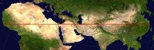 La línia més llarga que pots recórrer per la terra