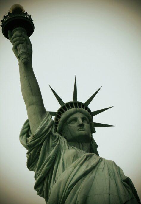 Curiositats de l'estàtua de la Llibertat de Nova York