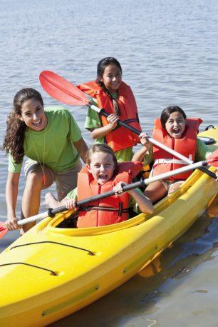 Diferència entre piragua, caiac i canoa