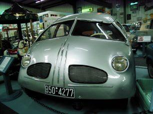 El pitjor cotxe del món