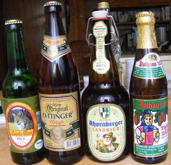 Origen del color de les ampolles de cervesa