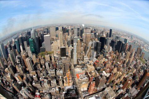 Per què Nova York es coneguda com La gran Poma?