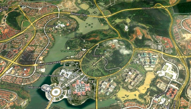 Quina és la rotonda més gran del món?