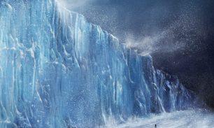 Seria possible un mur de gel de 200 metres d'alçada?