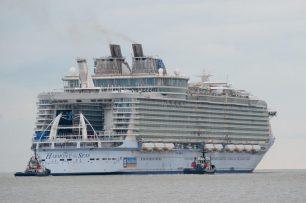 El creuer de passatgers més gran del món