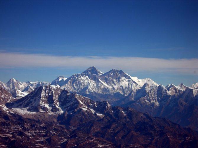L'Everest potser no és la muntanya més alta del món…