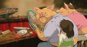 Per què els pares de Chihiro es van convertir en porcs?
