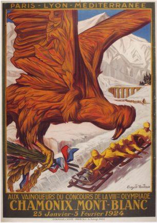 Els primers Jocs Olímpics d'hivern