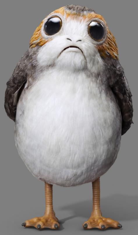 Per què hi ha Porgs a 'Star Wars VIII: Els Últims Jedi'?