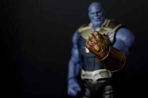 Càlcul matemàtic de la força de Thanos (Avengers,Infinity War)
